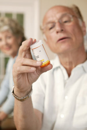 Seniors At Serious Risk From Prescriptions