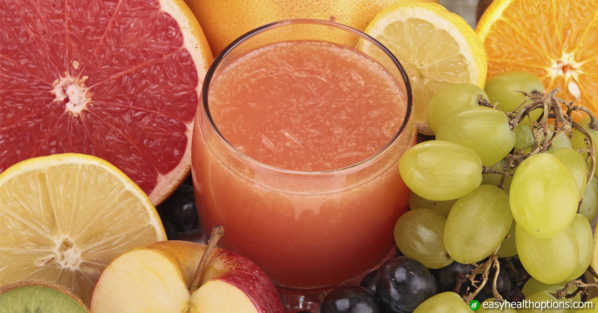 The weight loss super-juice - Easy Health Options®