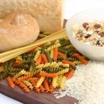 Pasta rice bread cereal
