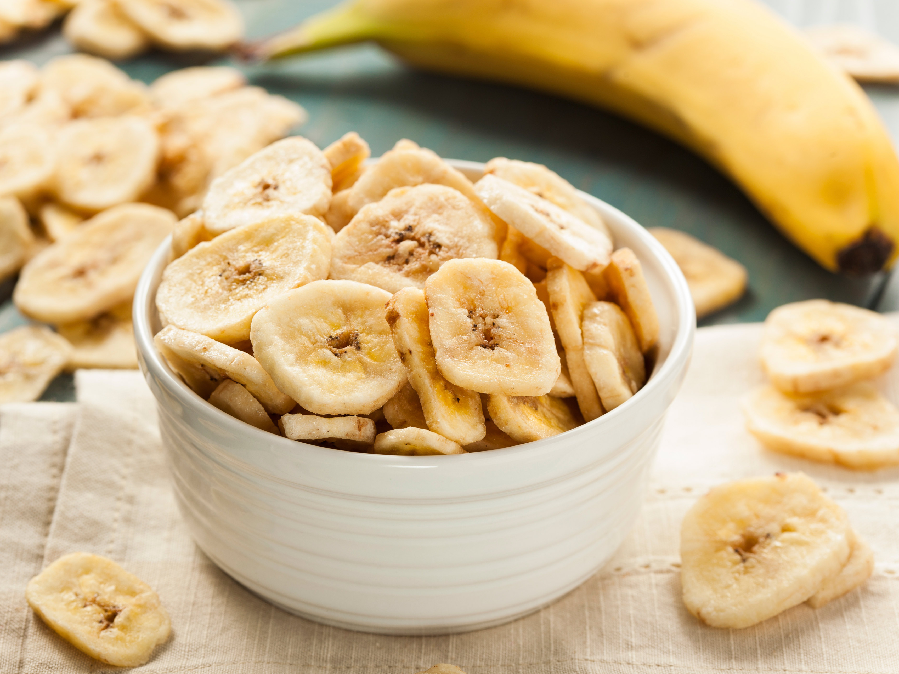 Low Potassium Snack Foods