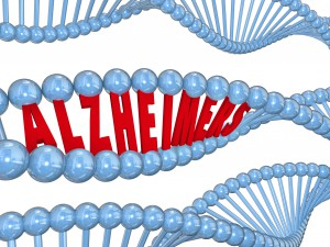 Alzheimer's Disease DNA Strand