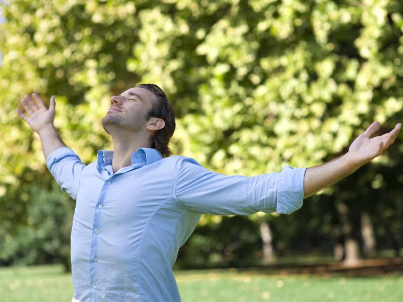 How to breathe the fresh air again - Easy Health Options®