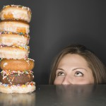 Foods high in sugar (and trans-fat) change your brain chemistry much like drugs do, creating a real addiction.