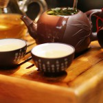 """Medicinal herbal teas are a combination of different herbs, plants, roots and so on that is processed in specific ways and boiled together to make a """"tea."""""""