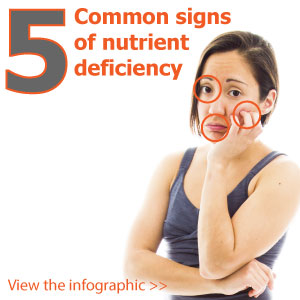 Anemia Associated With Nutritional Deficiencies