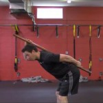This very simple pole exercise will retrain you to once again stand tall and strong, and properly. And with good erect posture, comes a reduction in pain associated with muscle imbalances.