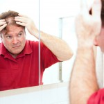 Hair loss can be triggered by many things including recent illness, stress, even a poor diet.