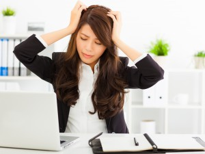 With stress, women are more prone to impaired blood flow to the heart muscle (myocardial ischemia) ... which can cause heart attacks.