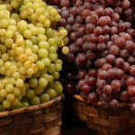 These grapes have even more ellagic acid than resveratrol. And ellagic acid is well known to reduce high blood pressure.