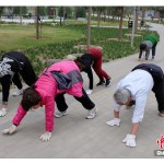 Chinese exercise