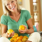We're very deficient in vitamin C, and getting enough of it is a powerful cancer preventative.