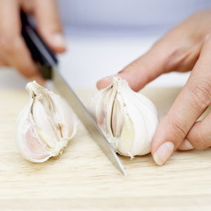 Garlic Slays Pesky Intestinal Bacteria