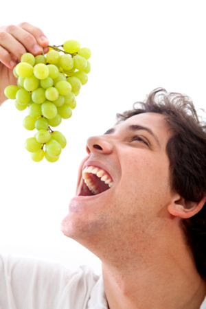 Resveratrol From Grapes Helps Kill Cancer Cells