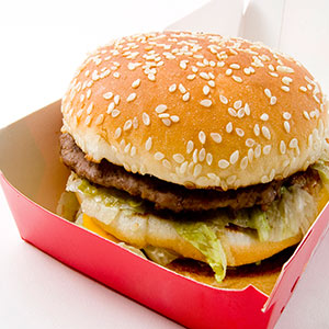 When Fast Food Bribes Dietitians