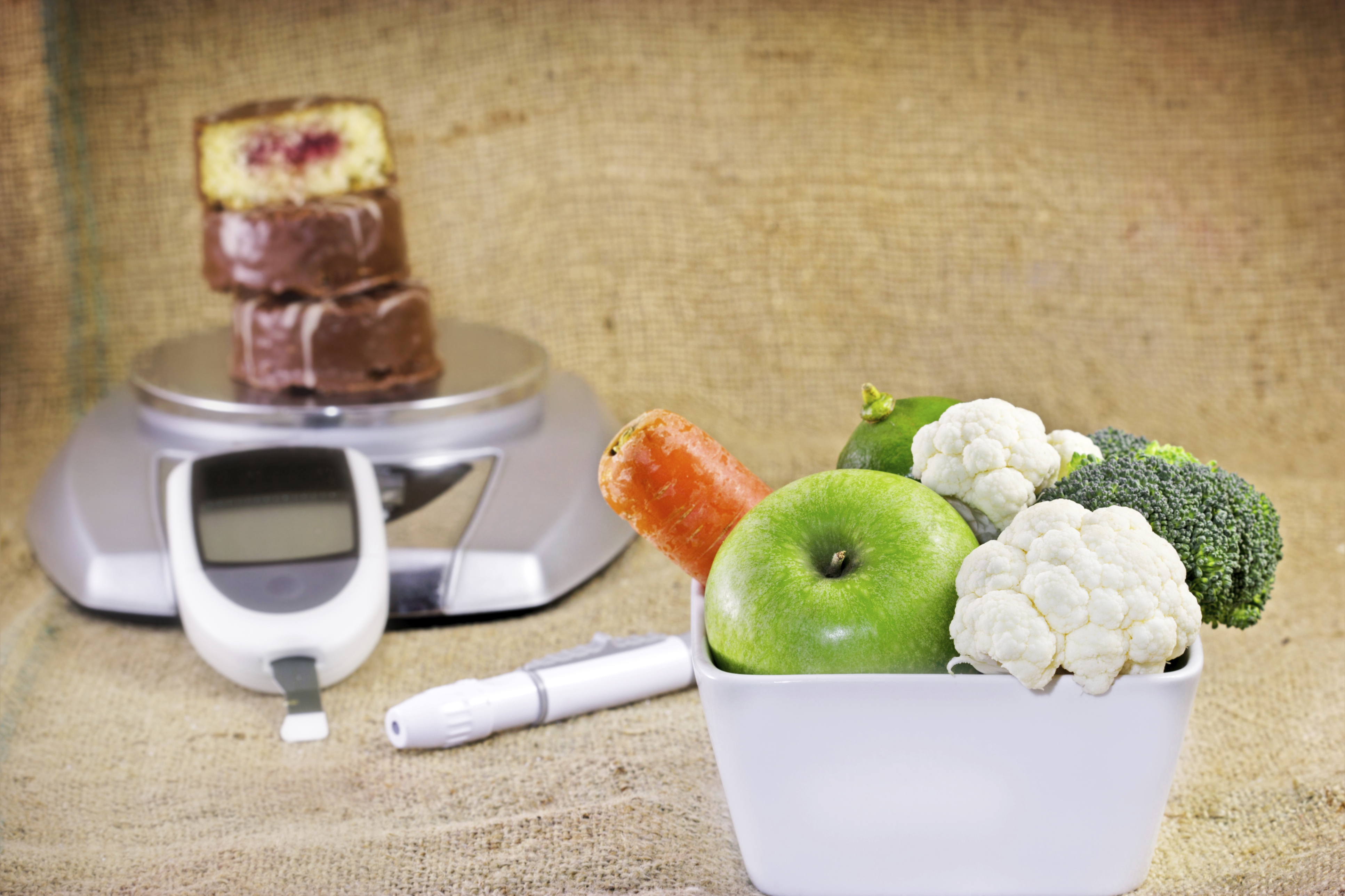 A food for fighting diabetes and helping you lose weight