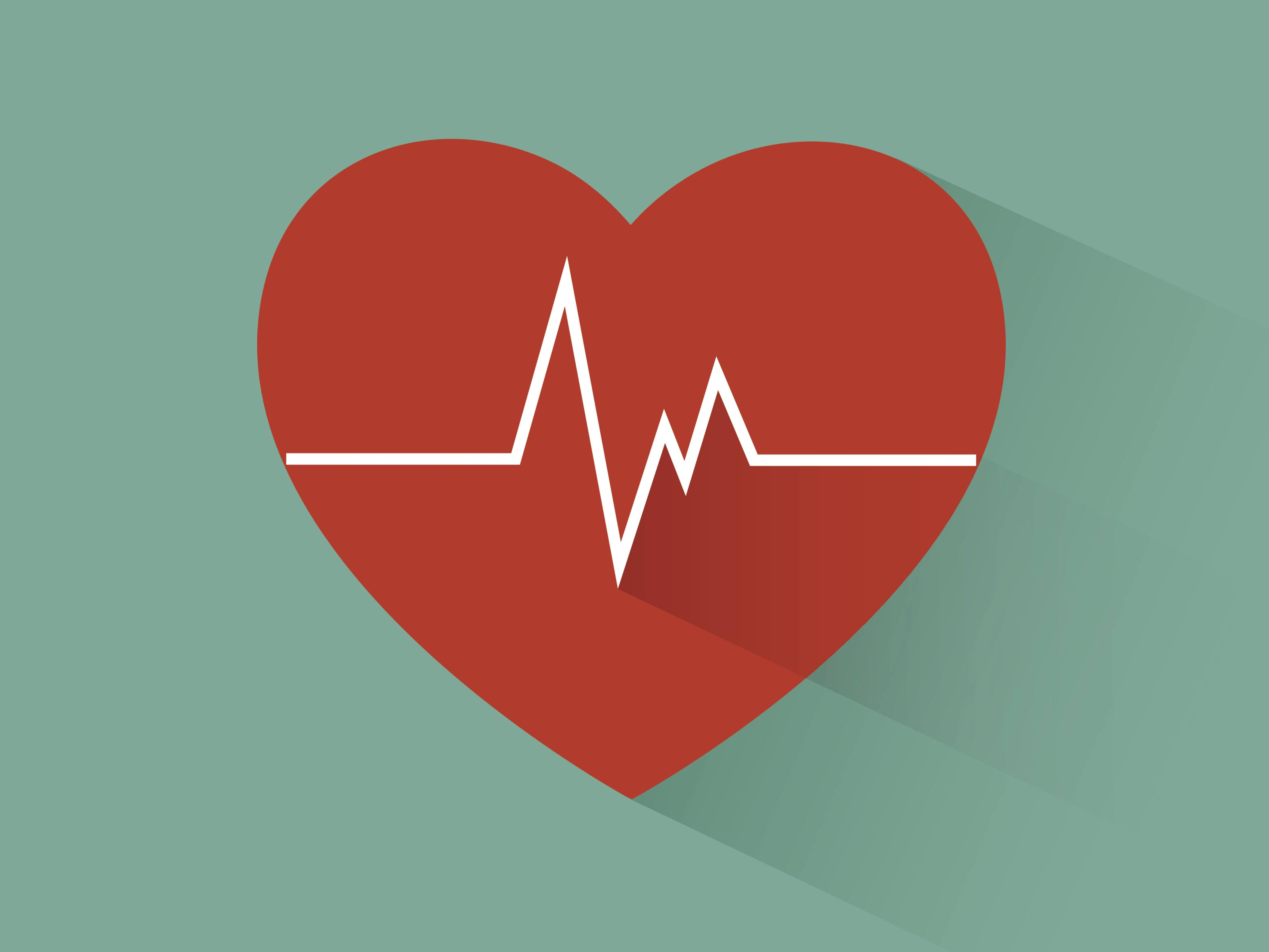 The trick to keeping your heart beating right