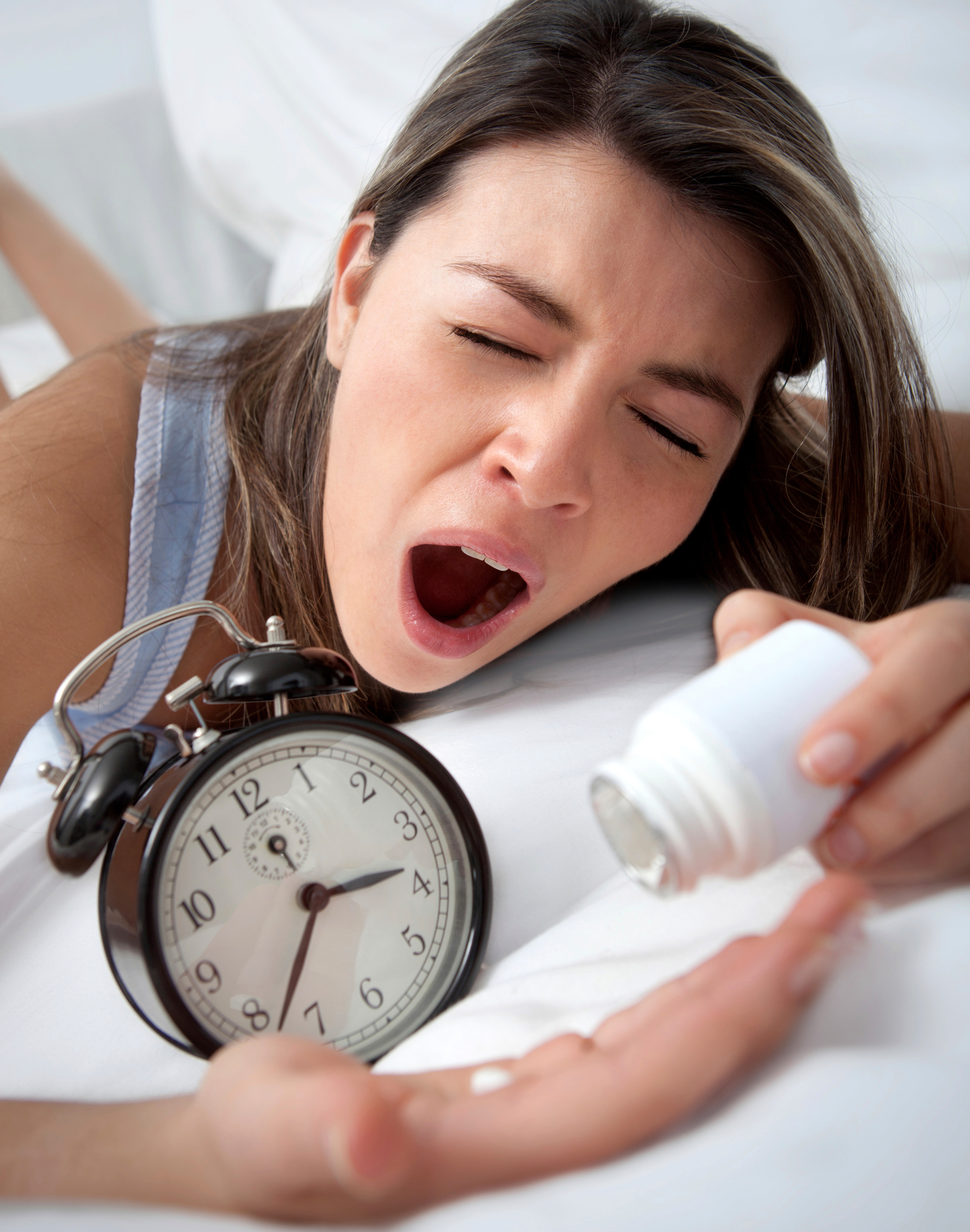 Avoid the sleeping pills that destroy your health