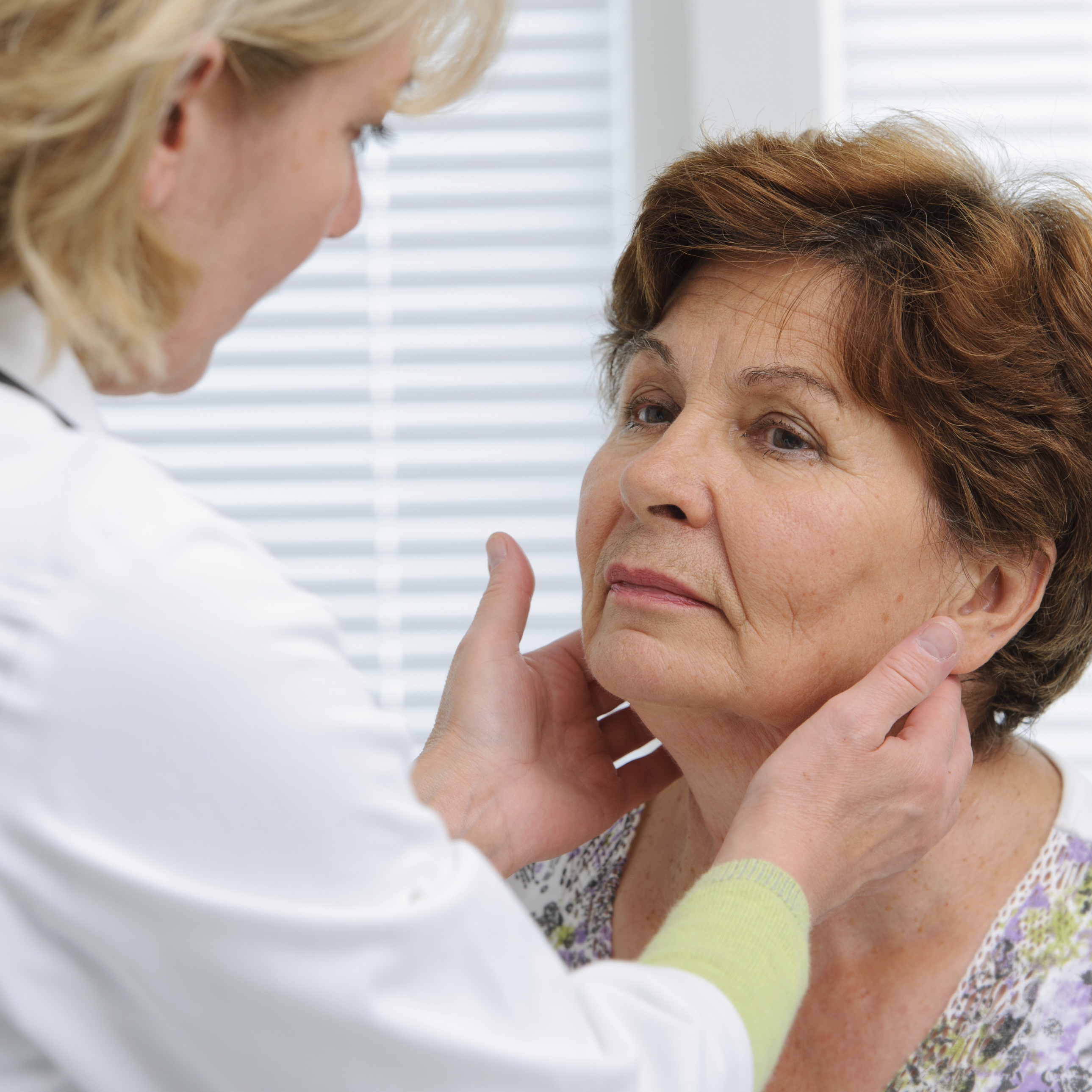 Know the signs of thyroid problems