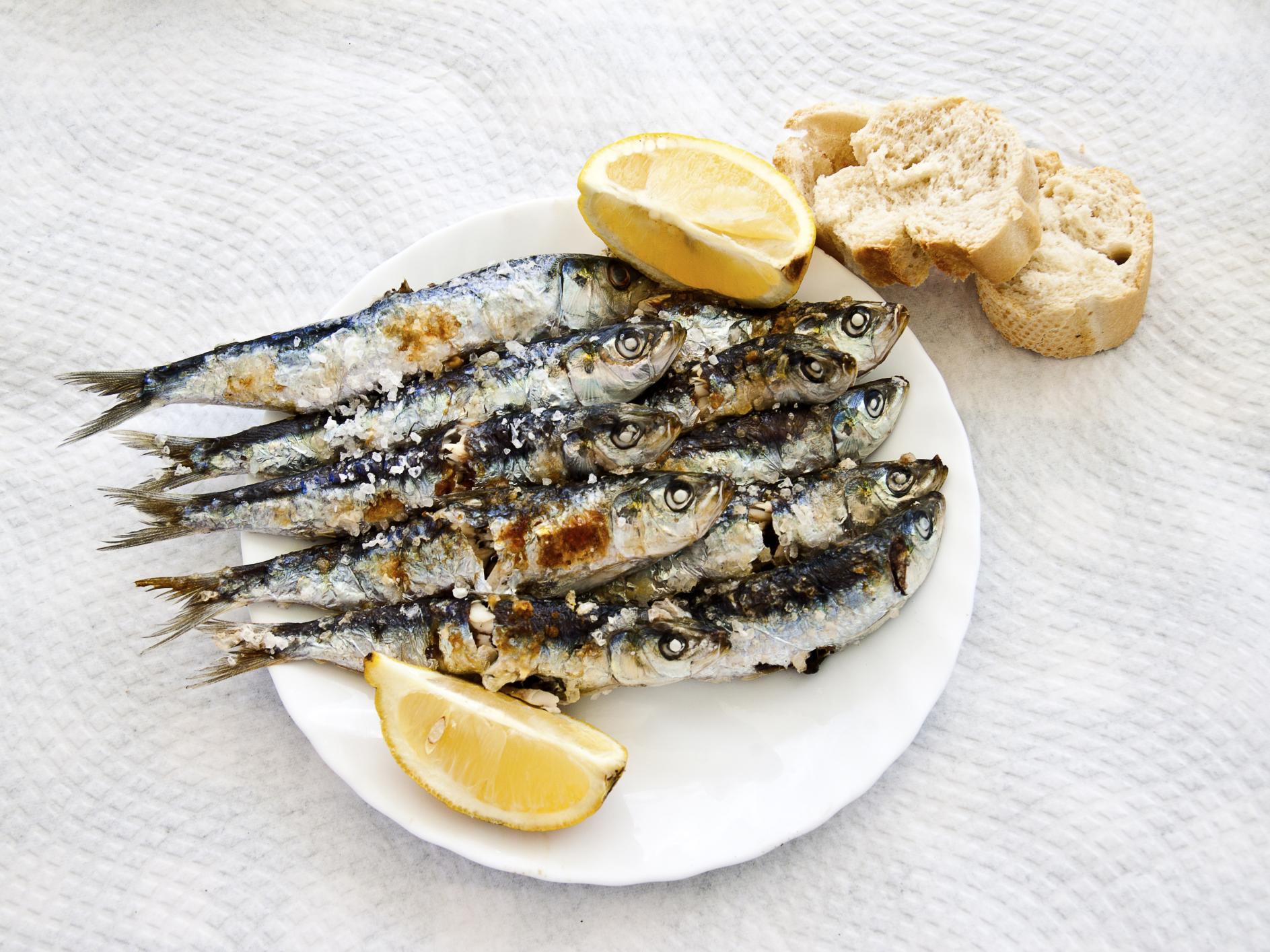 Sardines: A superfood for men