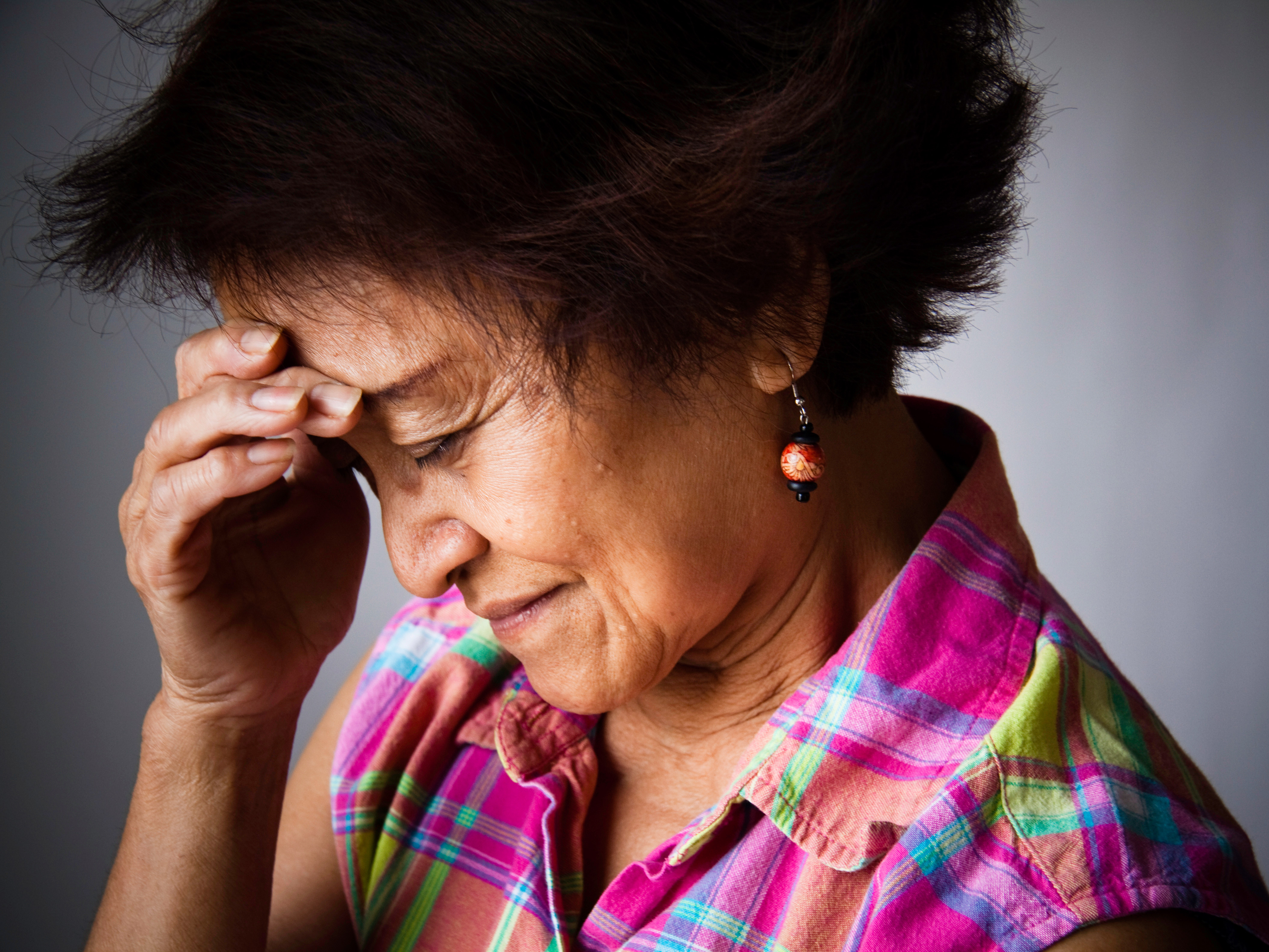 Avoid the emotions that precede Alzheimer's disease
