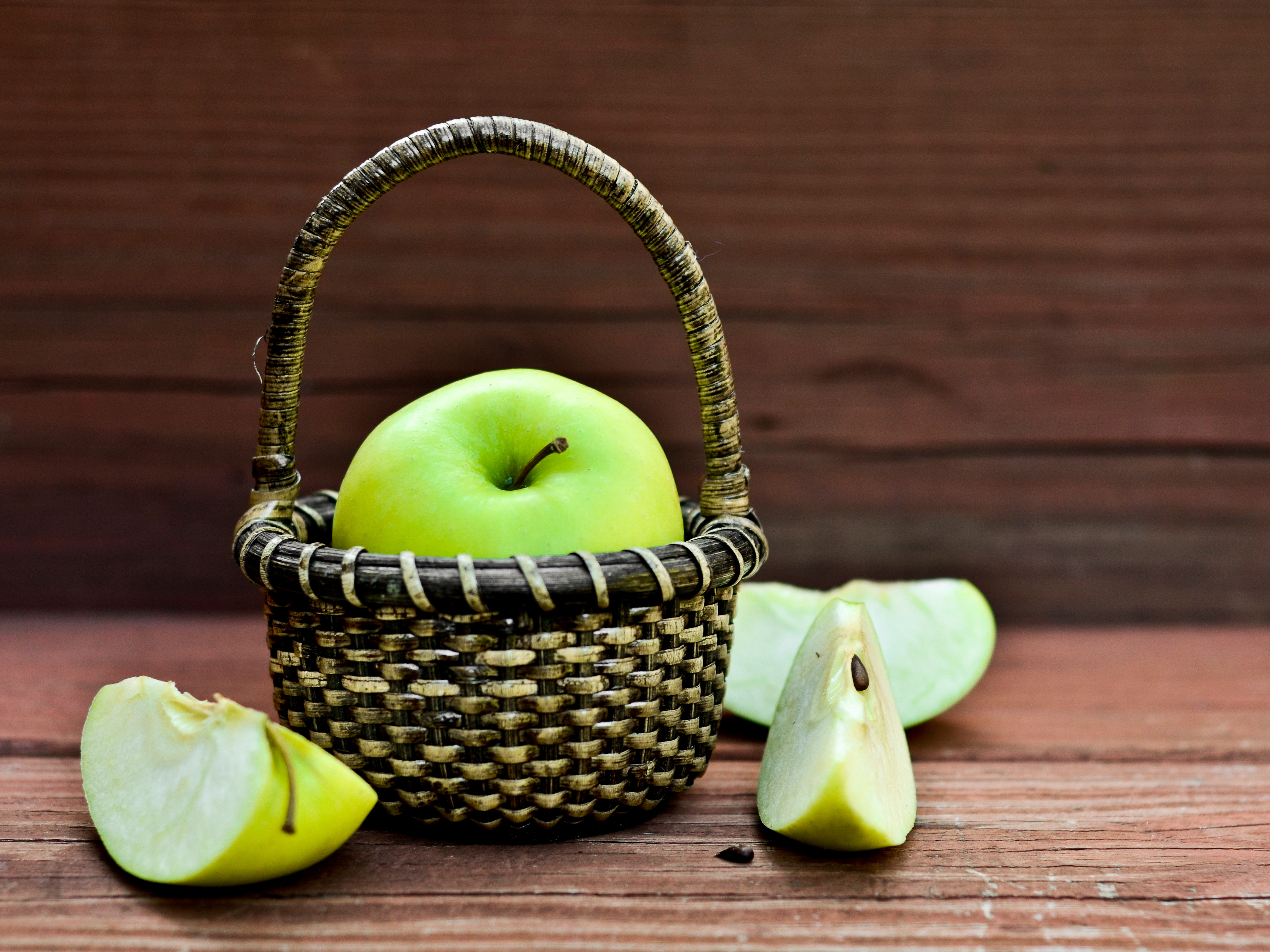 Get thinner with the right kind of apple