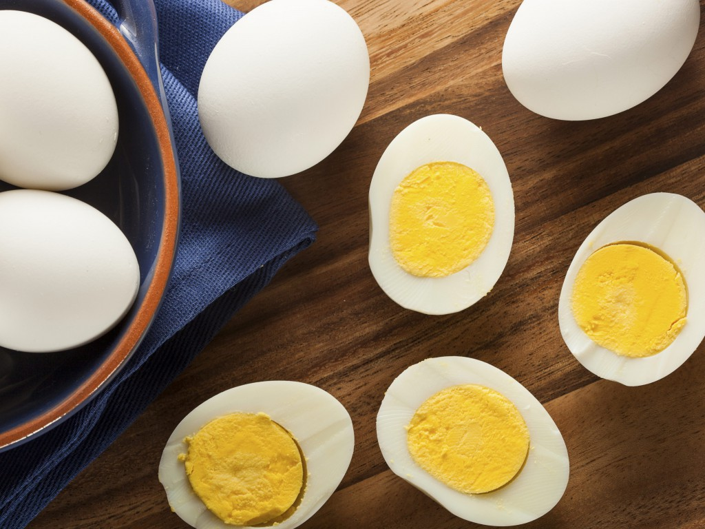 In the kitchen with Kelley: Perfect Hard-Boiled Eggs