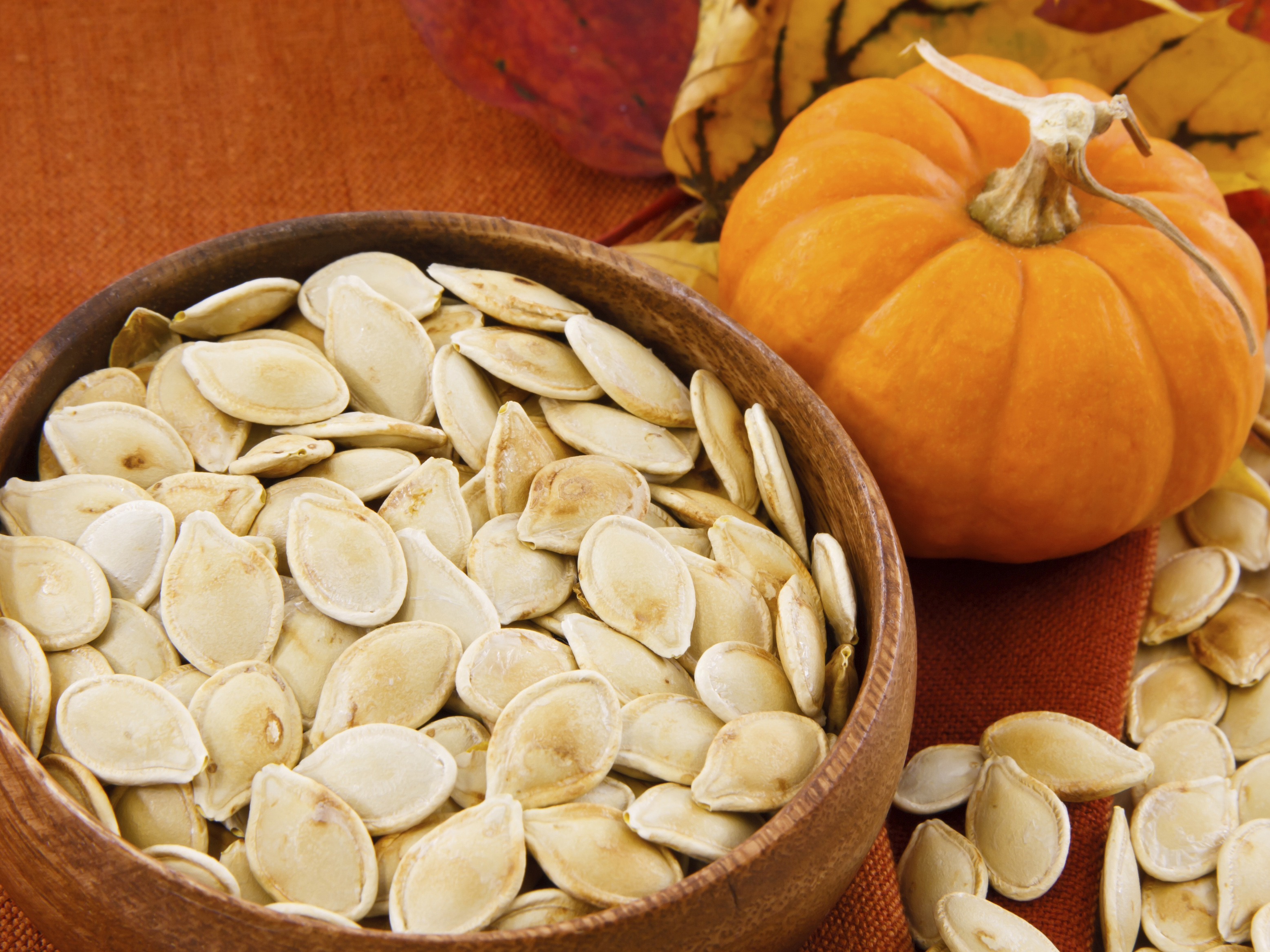 In the kitchen with Kelley: Toasted Pumpkin Seeds