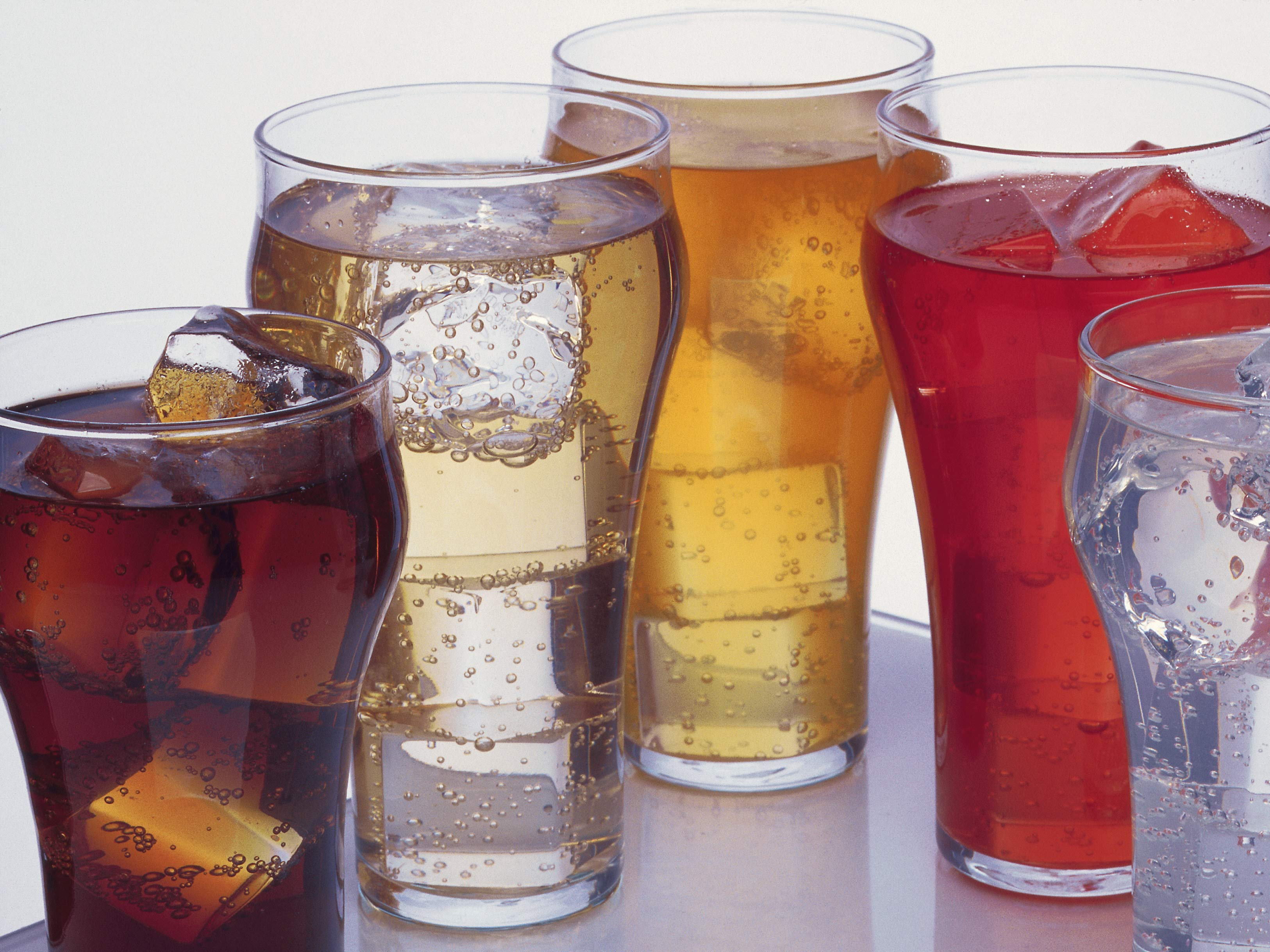 The 'bad' and 'good' beverages
