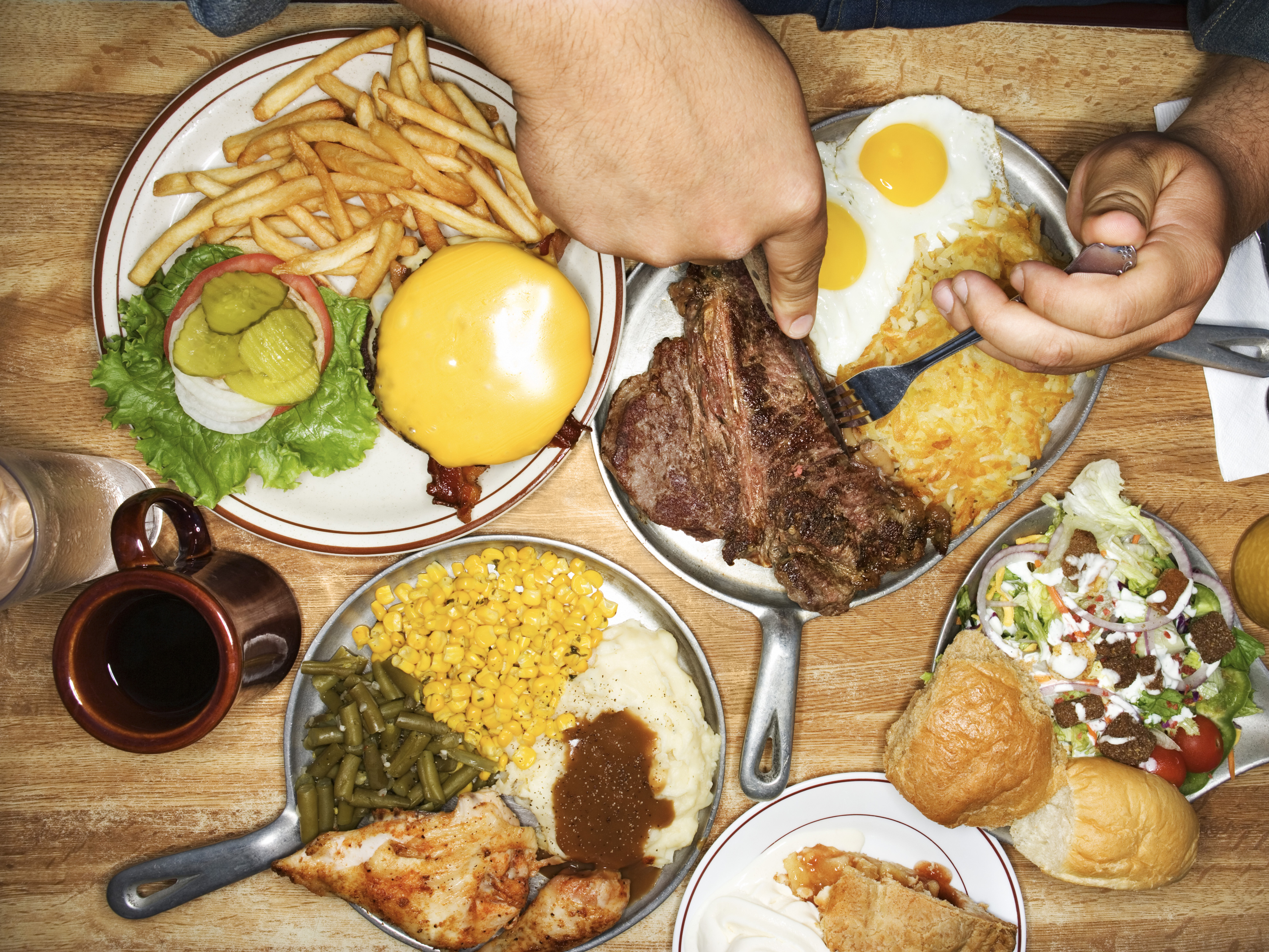 Don't eat the meal that leads to diabetes