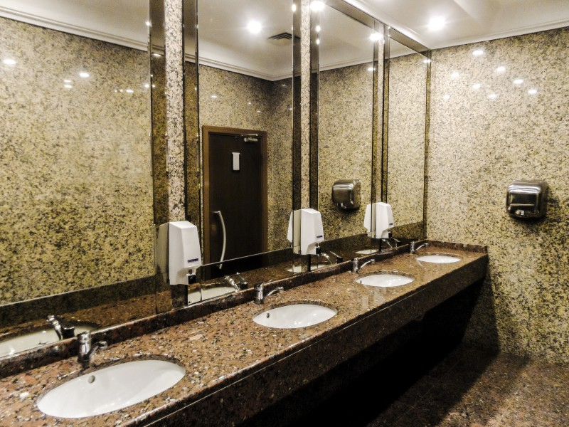 Where The Germs Are In Public Restrooms Easy Health