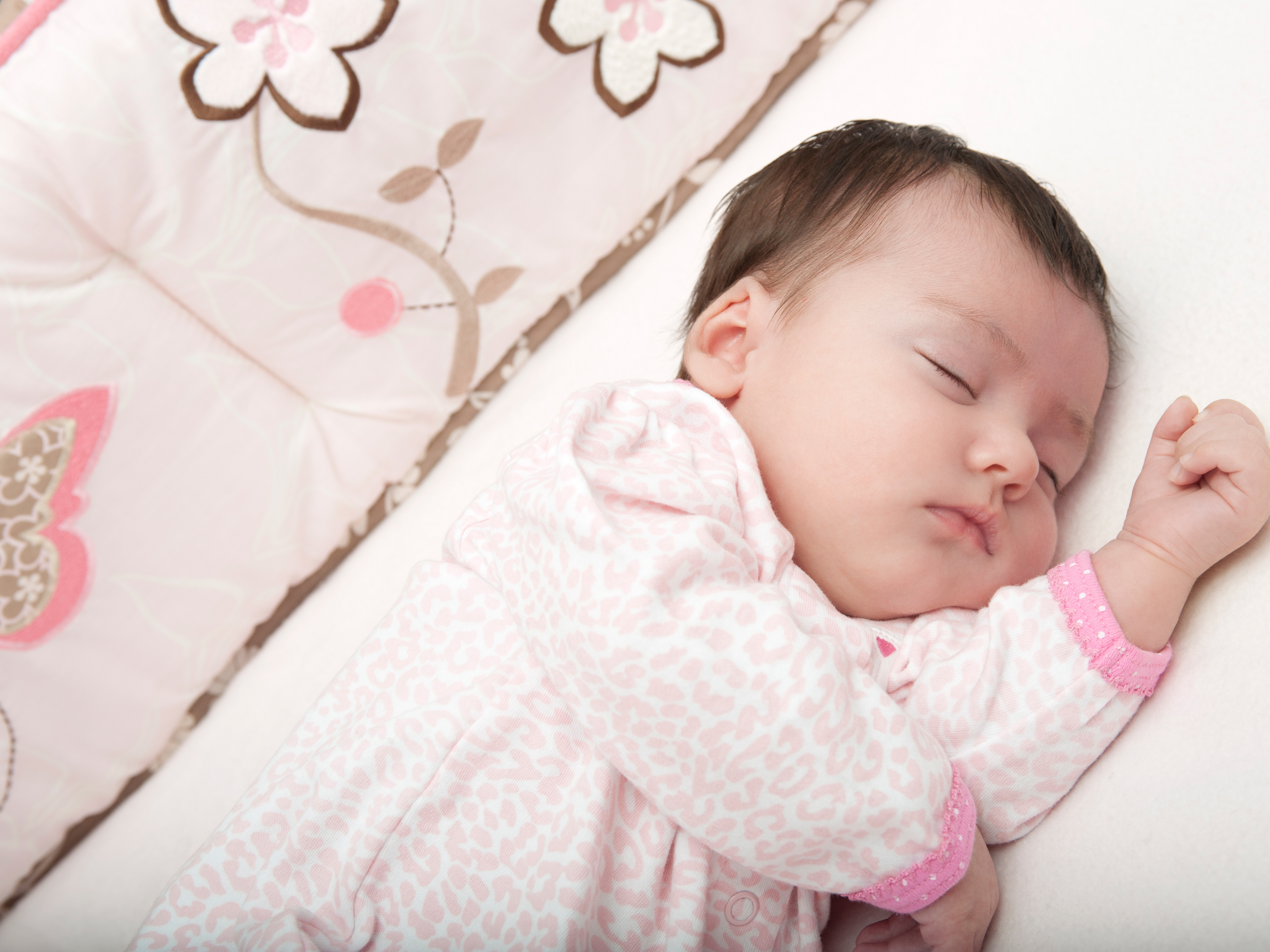 More Than Half Of Babies In The U S Are Sleeping In