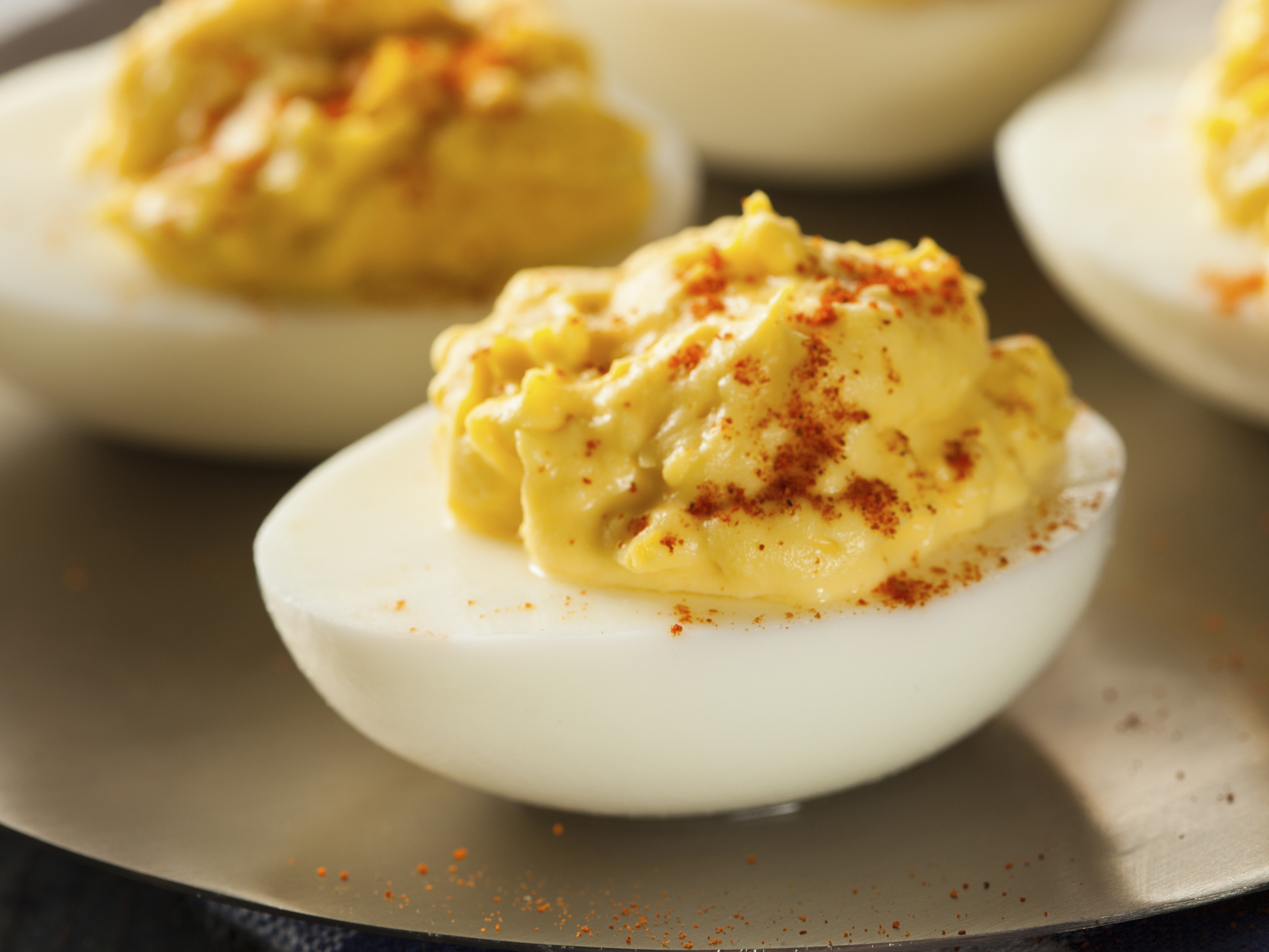 In the kitchen with Kelley: Healthy Deviled Eggs