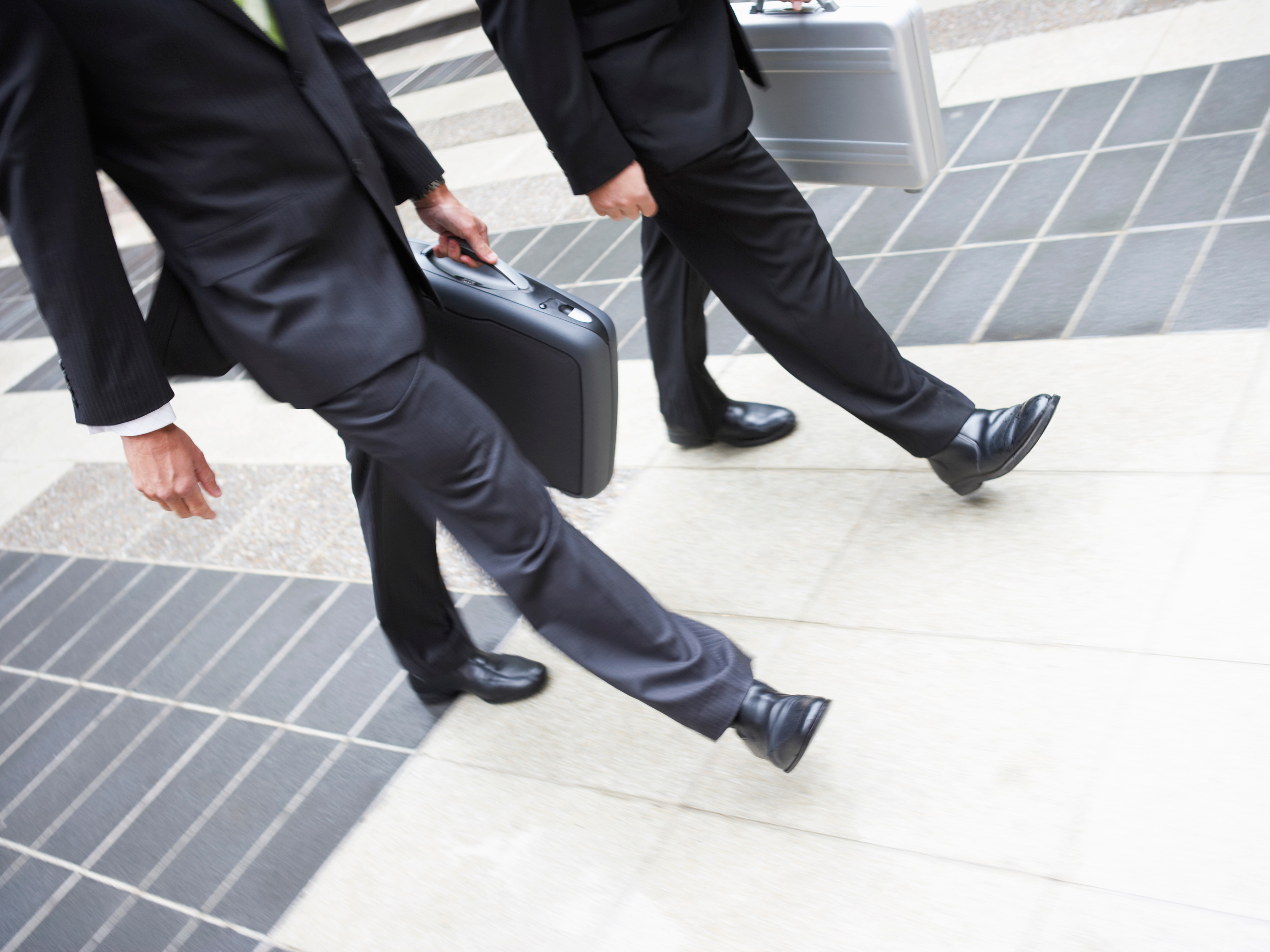 Take the steps to less stress at work