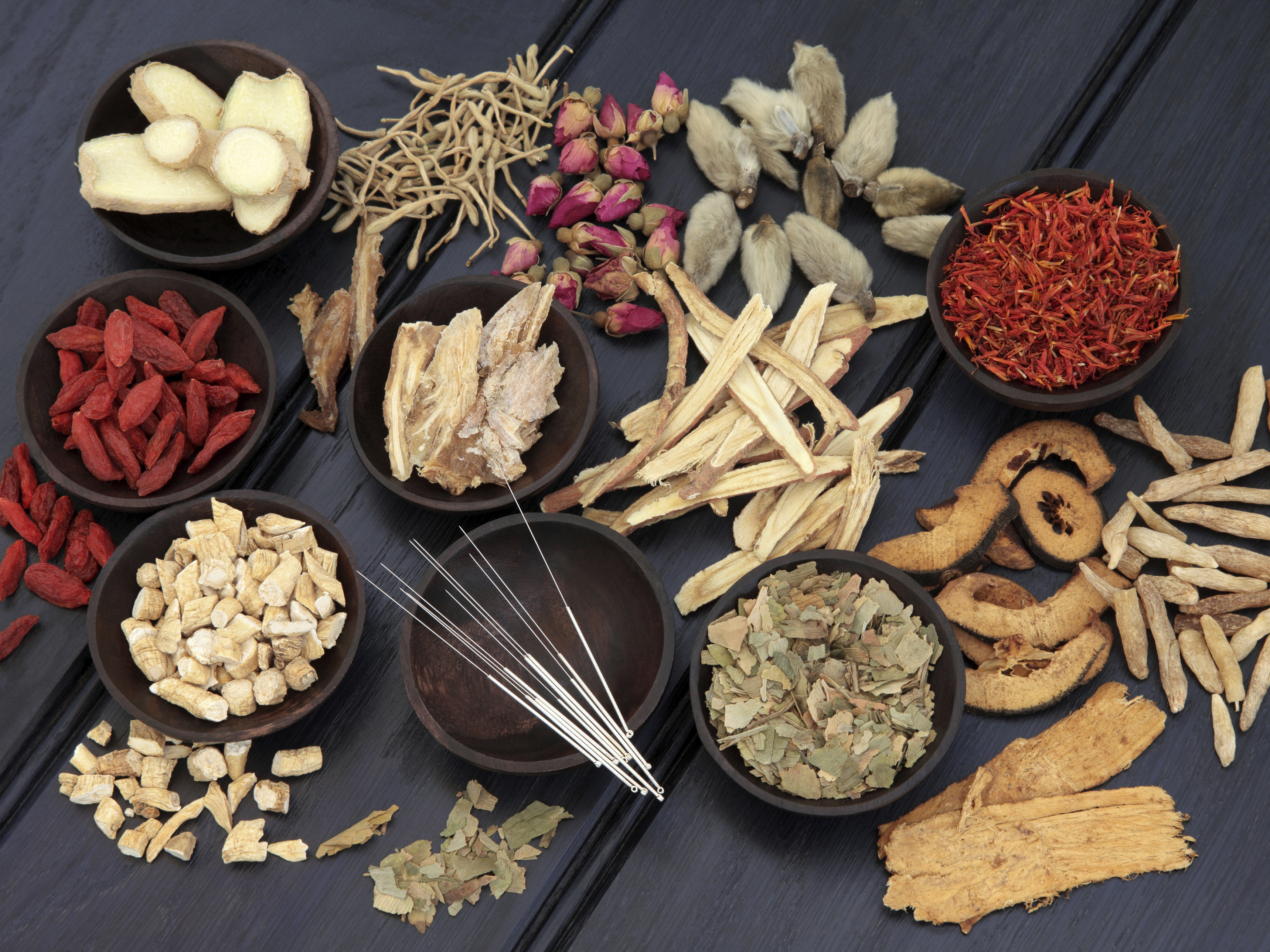 Chinese Herbs Pain