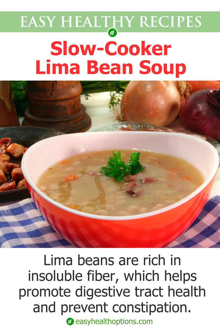 how to cook lima beans in a slow cooker