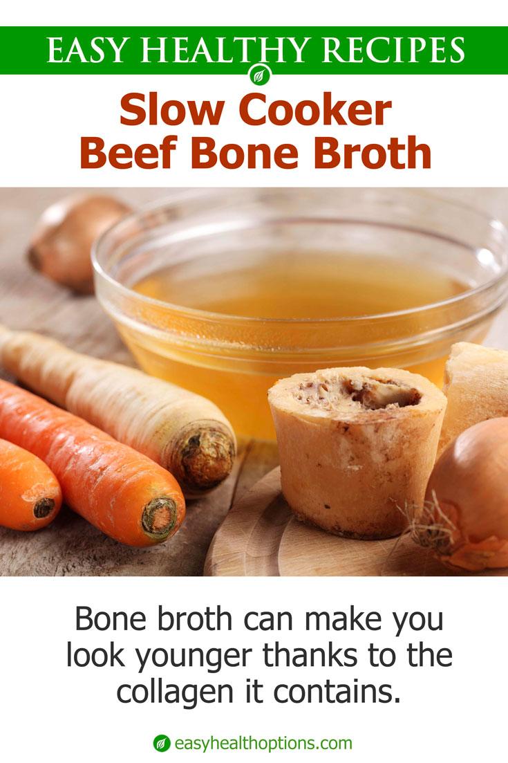 Stock options bone broth