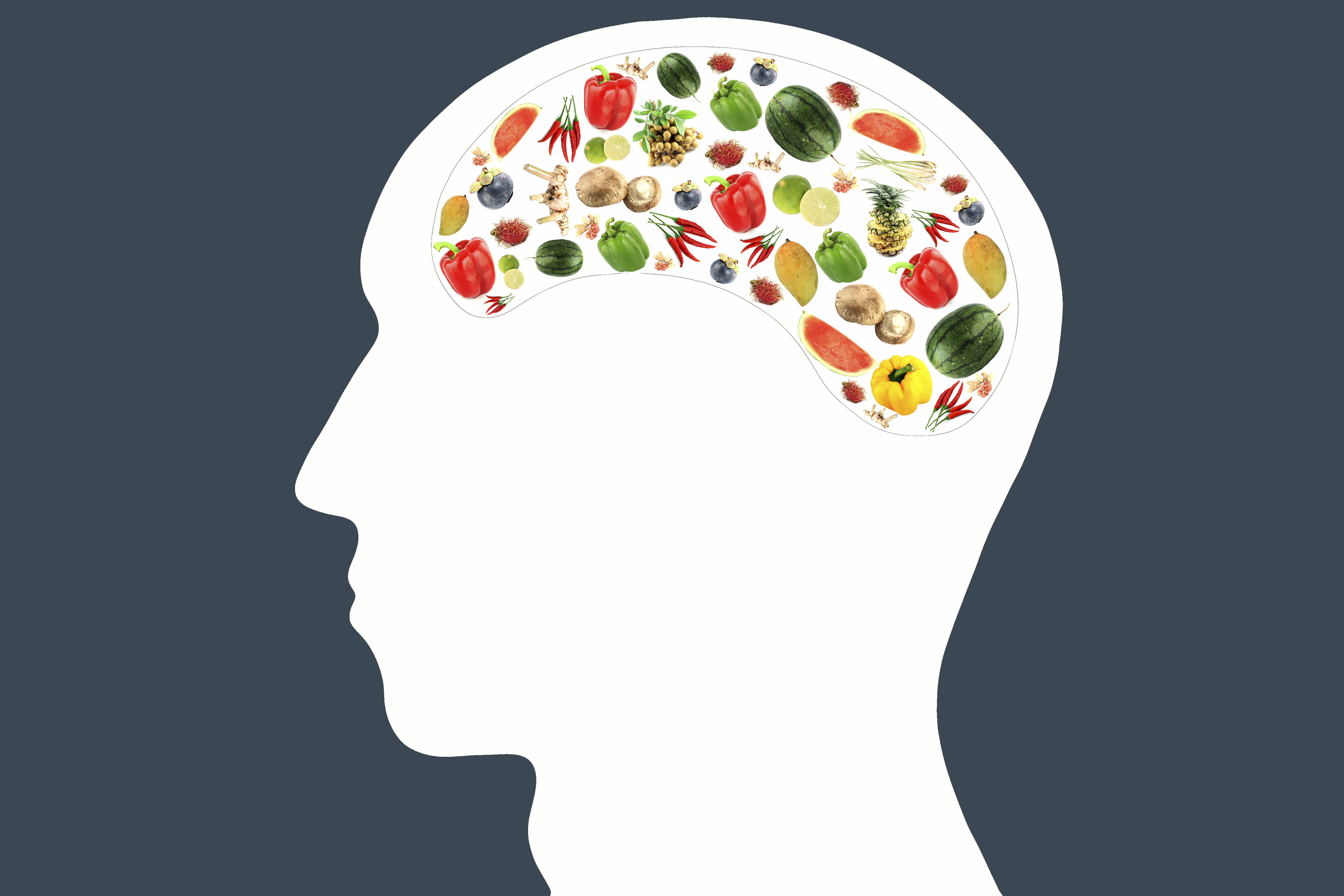 Eat the food that keeps your brain young