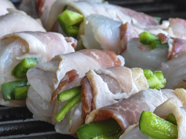 In the kitchen with Kelley: Bacon-wrapped shrimp with jalapeno