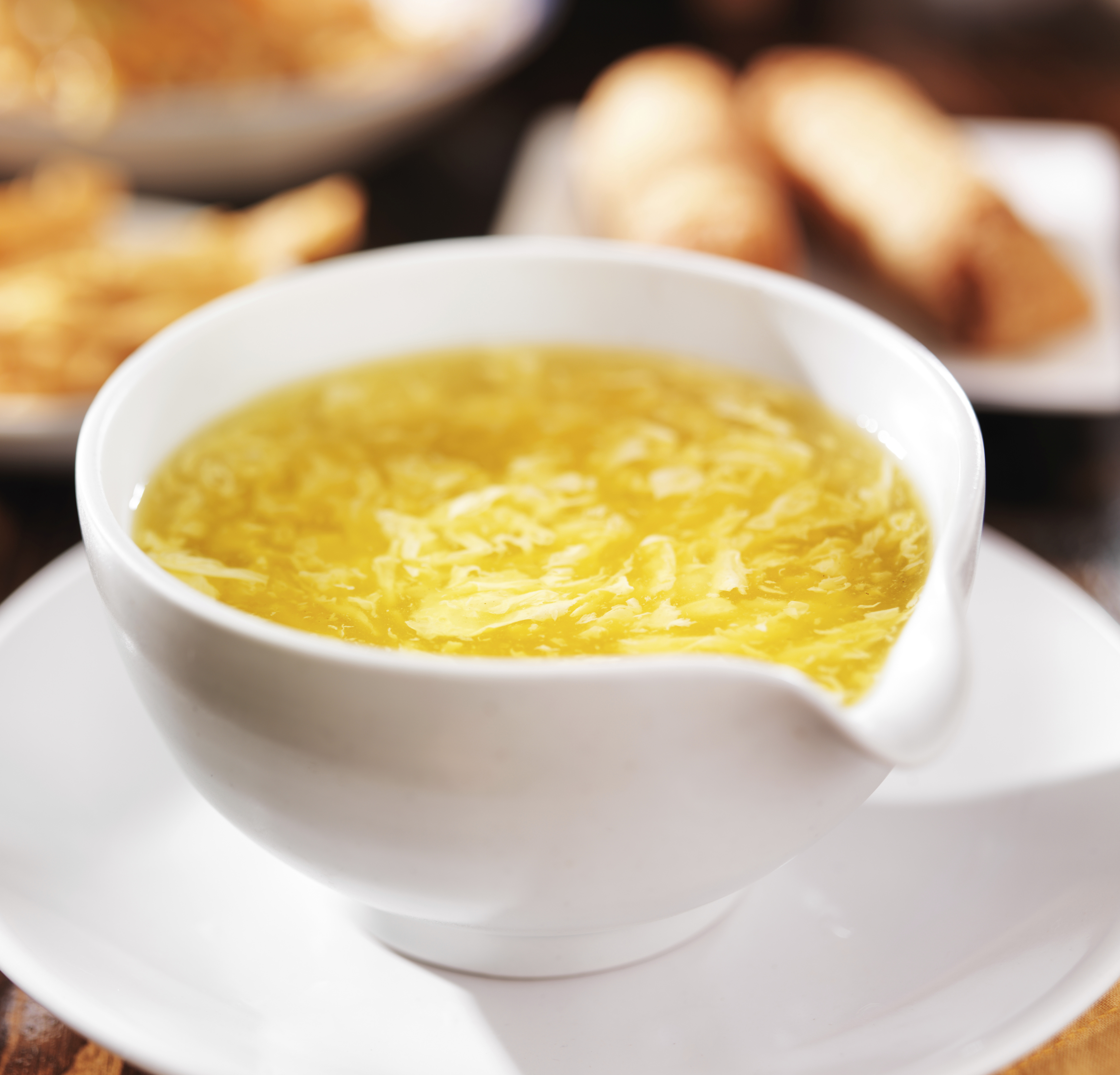 In the kitchen with Kelley: Egg drop soup