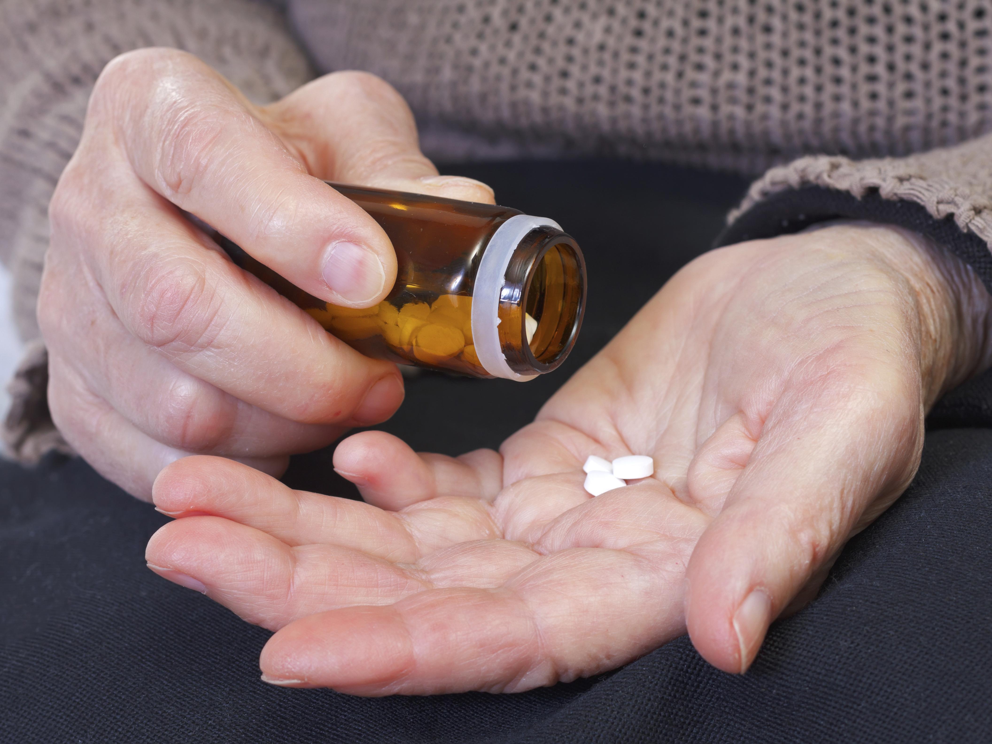 """A natural """"pain pill"""" for arthritis?"""