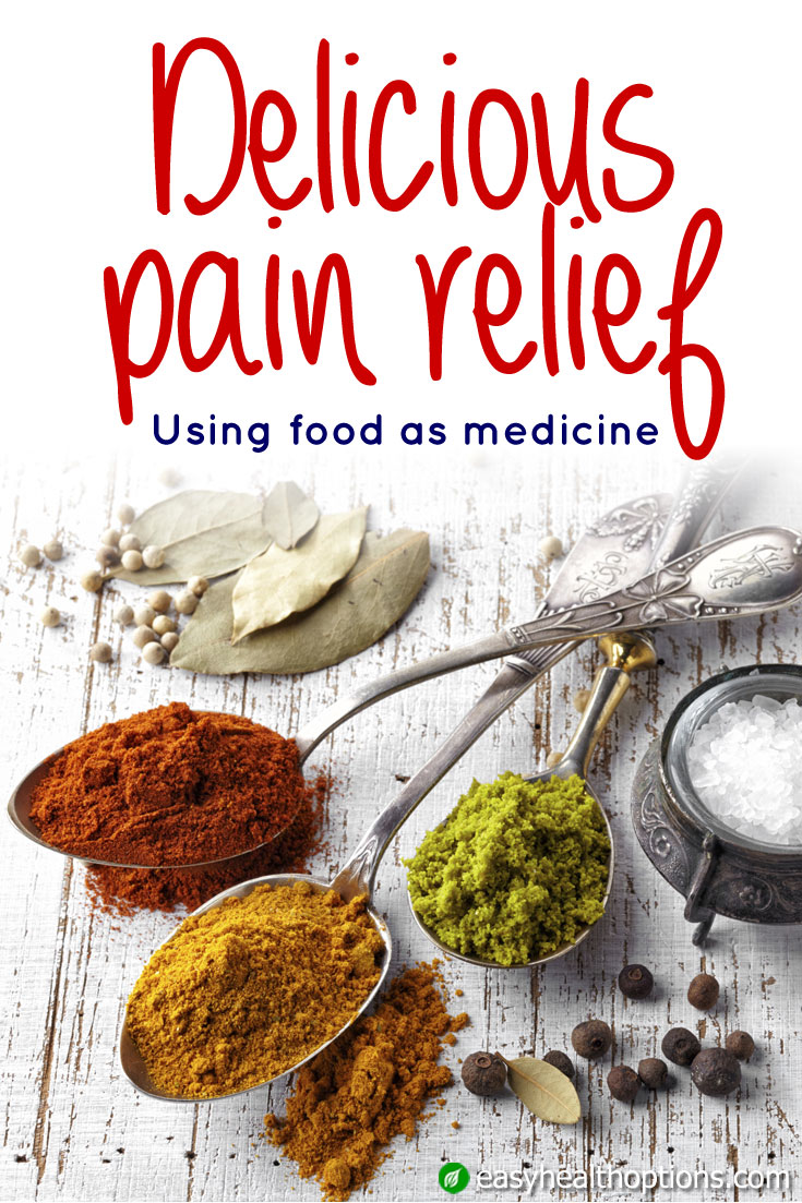 Three Super Spices That Knock Out Pain Easy Health Options 174