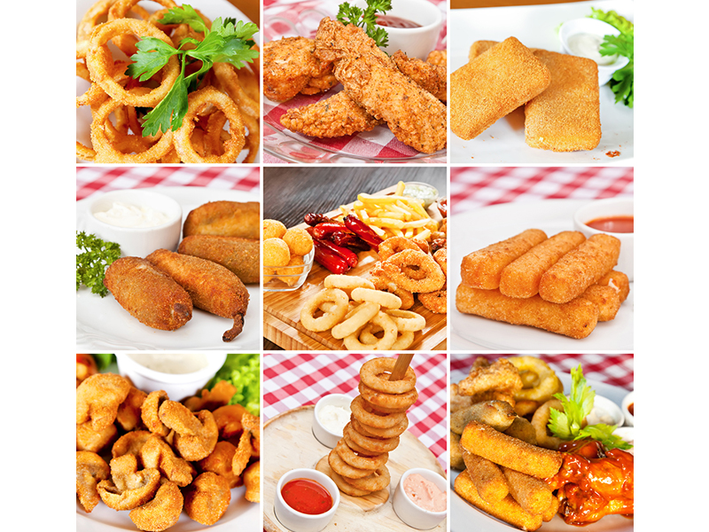 Image result for fried foods