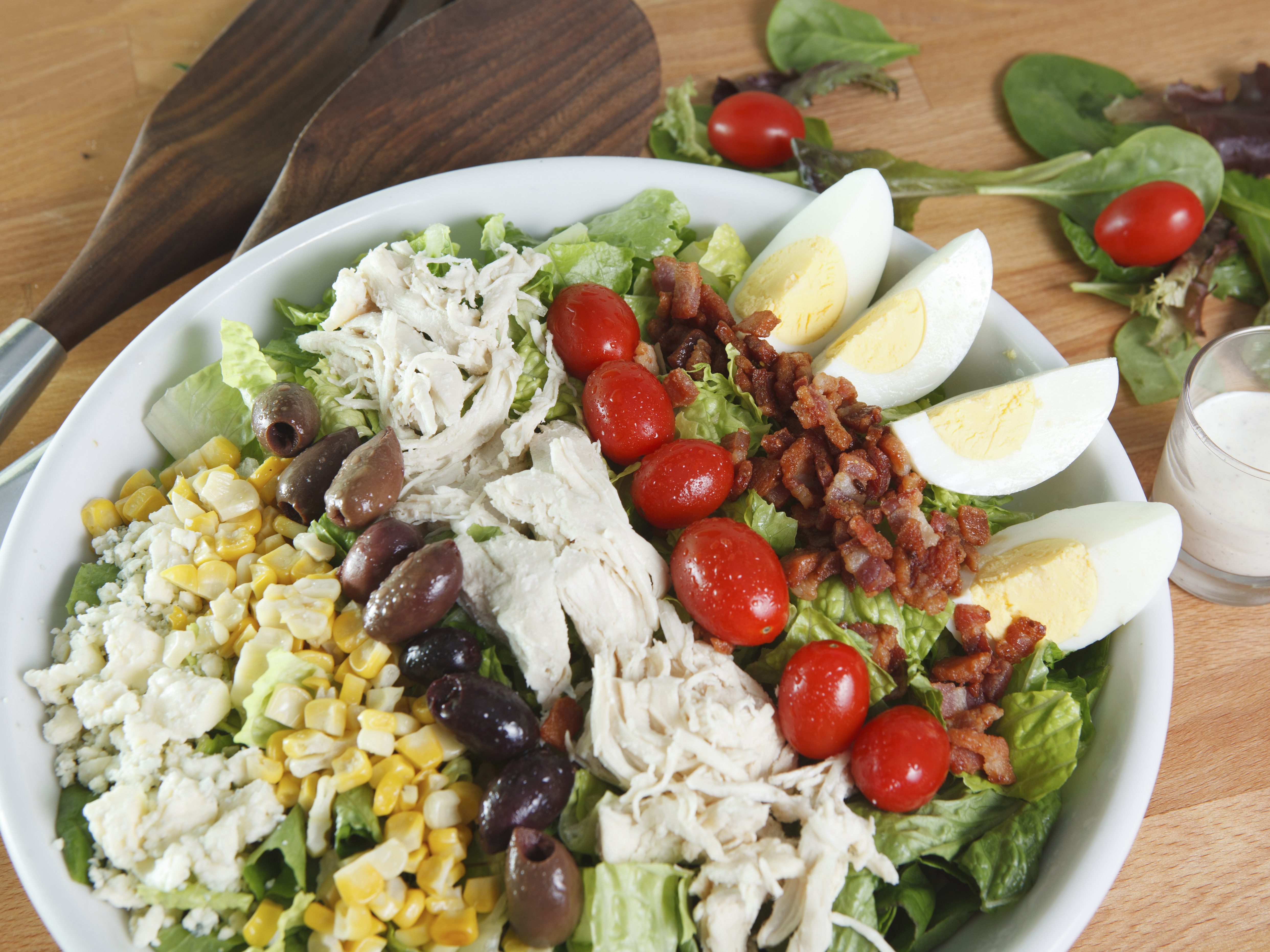 How to make a super salad with a 400 percent nutrient boost