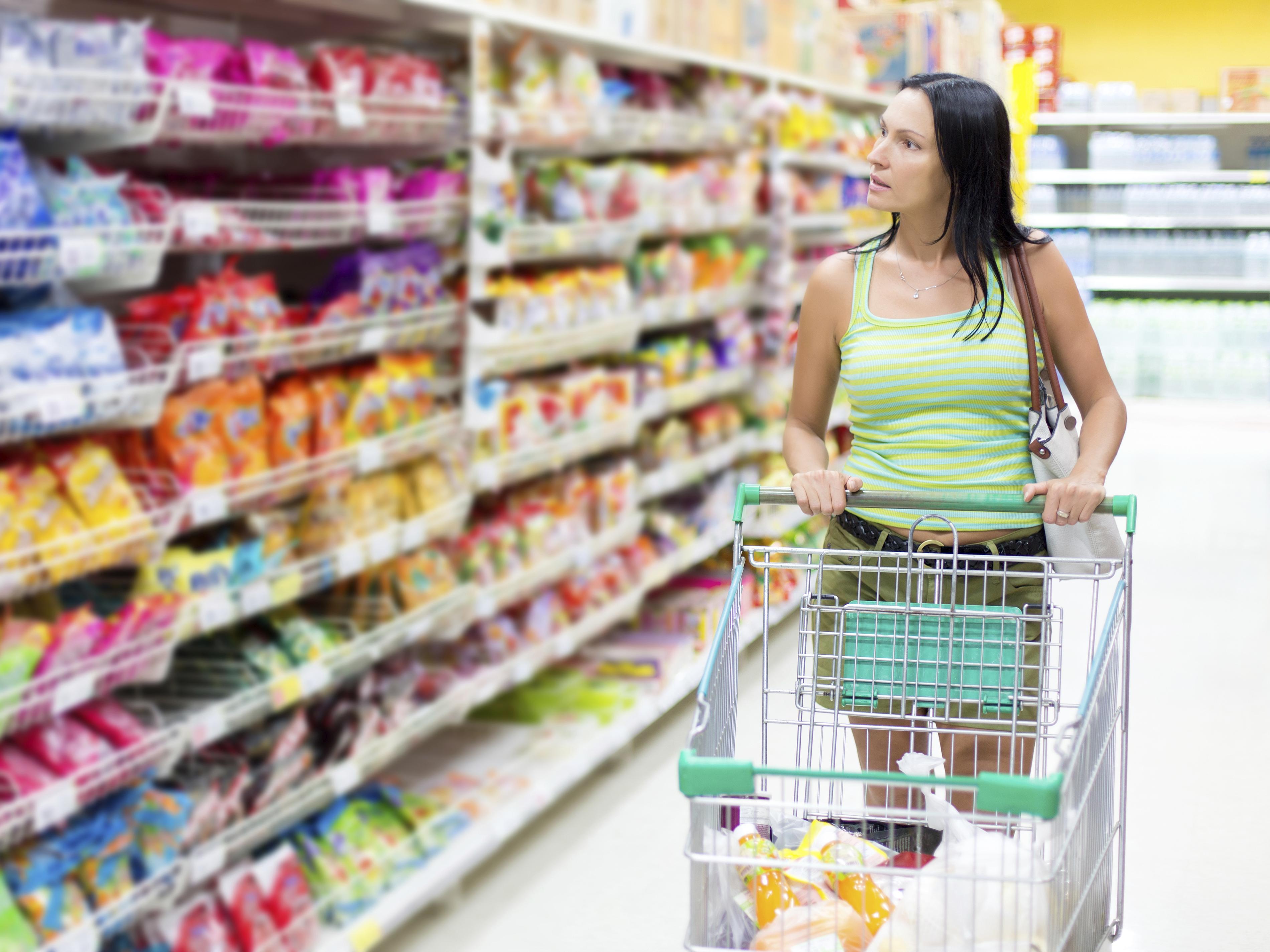 "Beware big food companies that ""sell"" balance"
