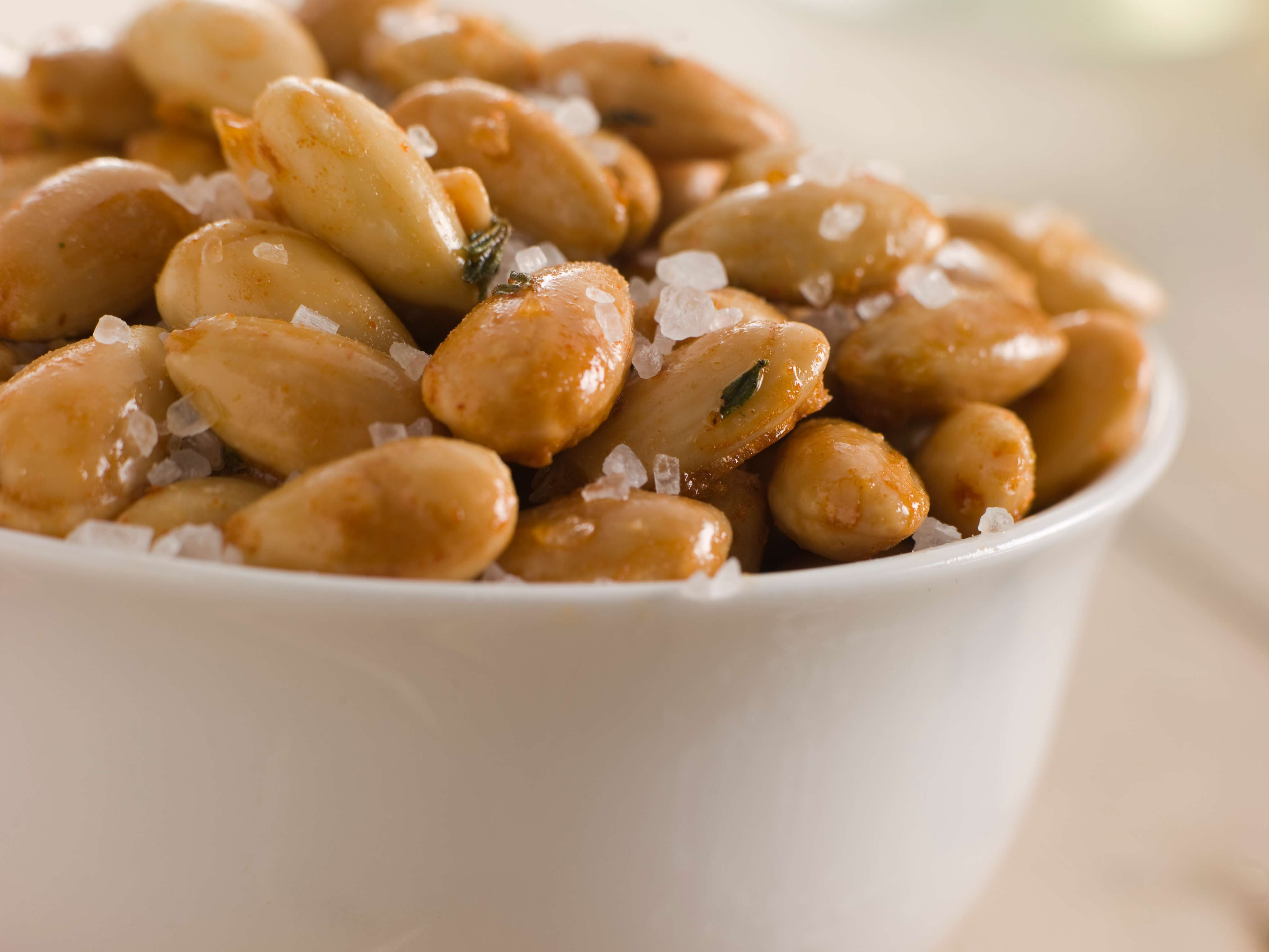 In the kitchen with Kelley: Spicy toasted almonds