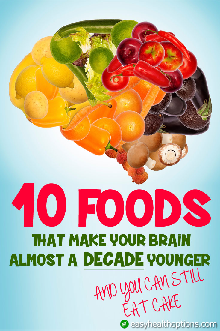 Image Result For  Best Brain Foods
