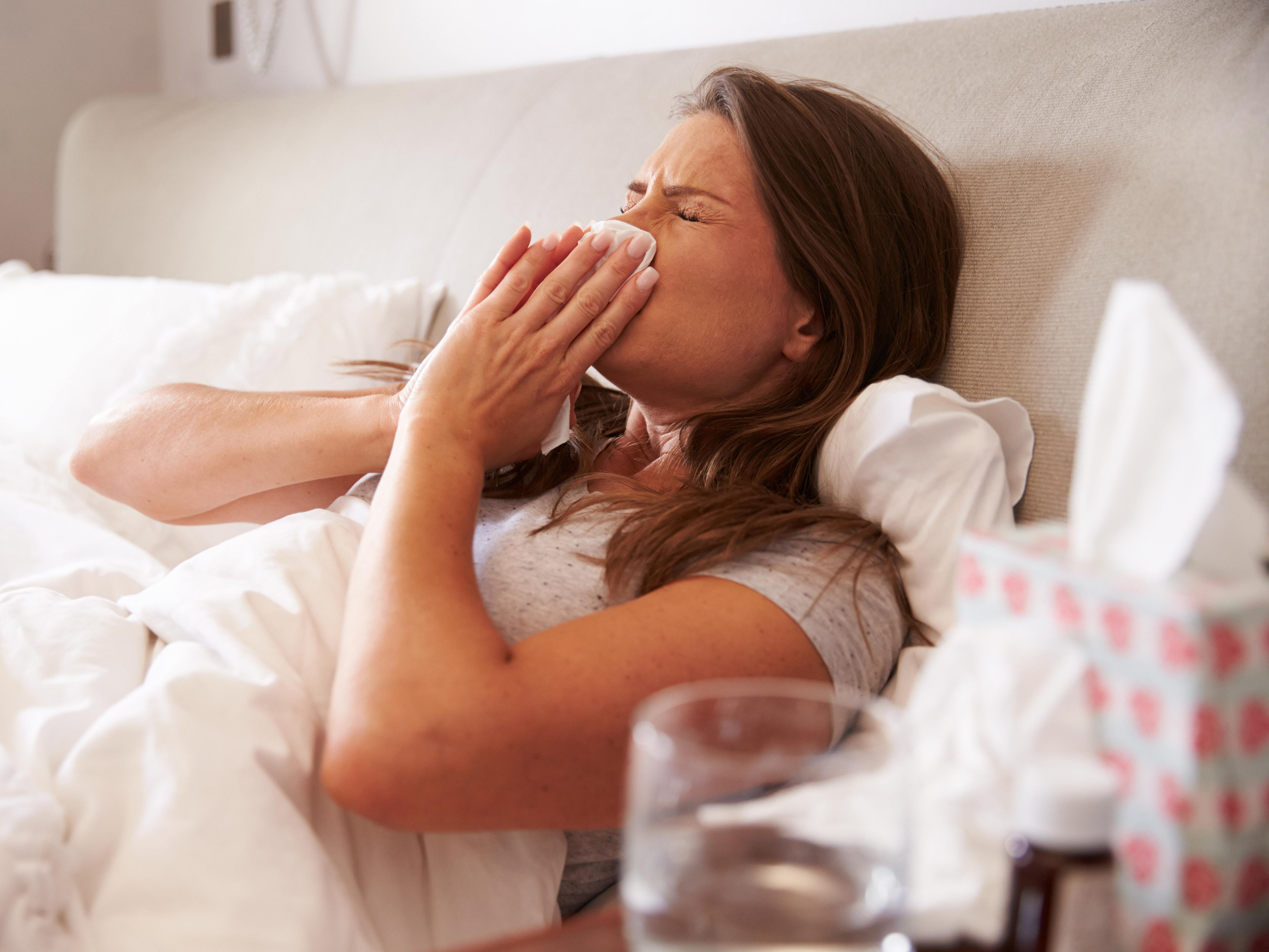 Foods that keep you from a cough, cold, runny nose and more