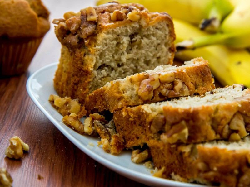 Banana nut bread: In the kitchen with Kelley