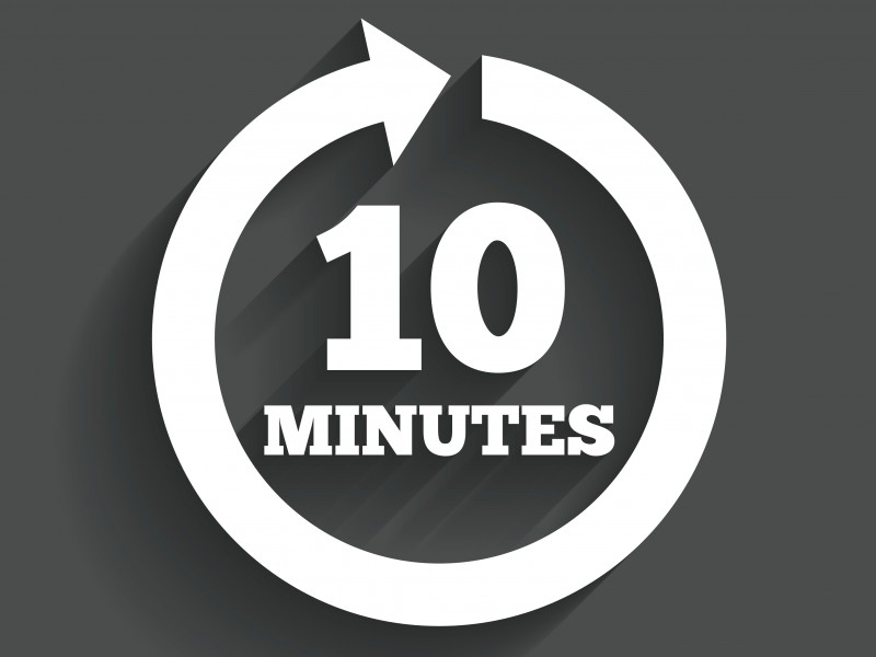 Defeat Stroke And Heart Disease 10 Minutes At A Time