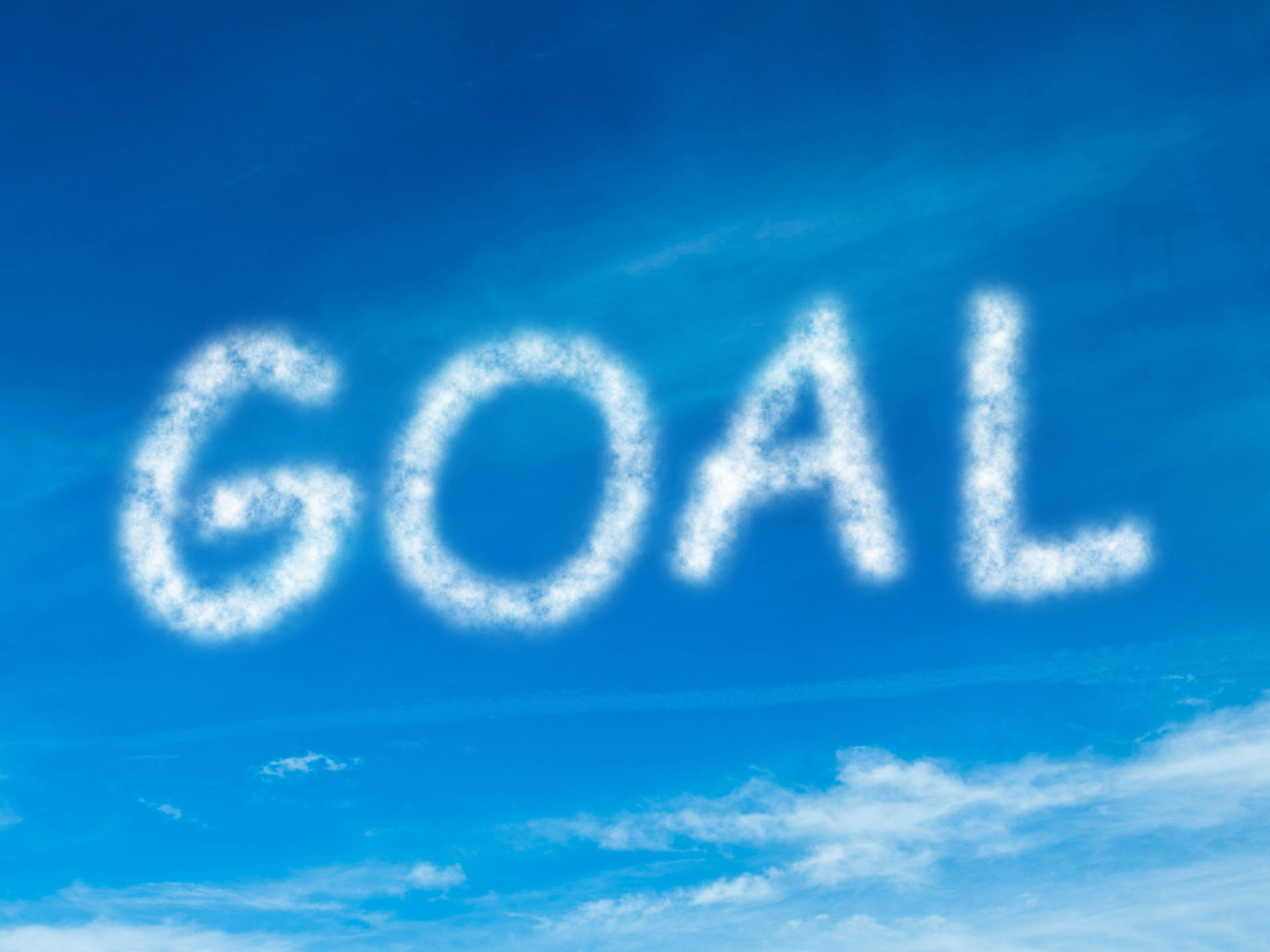 How setting a goal (even if you don't meet it) leads to a long healthy life